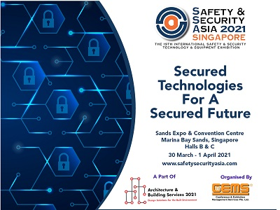 Singapore-Industrial-Automation-Association-SIAA- - event - robotics pavilion - safety - security - facilities management – cems – 2021 – exhibition - building