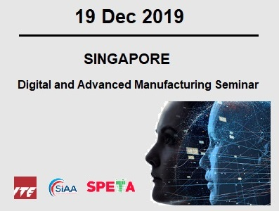 Singapore-Industrial-Automation-Association-Automation & Advance Manufacturing Seminar_19Dec