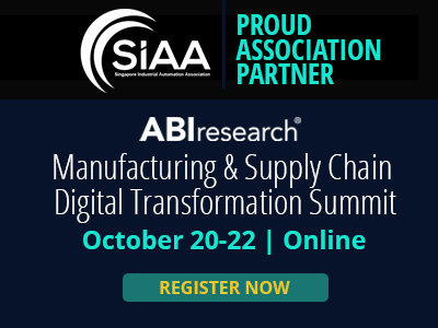 Singapore-Industrial-Automation-Association-event-2020-ABI Research-Manufacturing-supply-chain-Summit